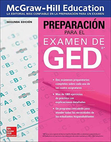 Best ged study guide books