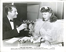 GINGER ROGERS/TOM DICK AND HARRY/RARE ORIG. STILL C27