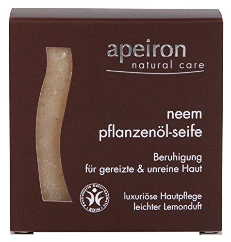 Apeiron - Auromere Neem - Pflanzenölseife