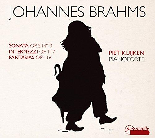Johannes Brahms - Klaviersonate in F-Mol