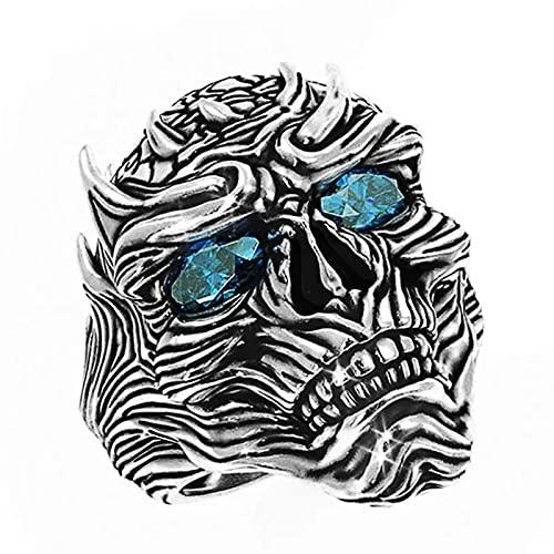 Anillo De Hombre Lobo Gigante De Mitología Nórdica Tótem De Defensa Lobo Moda Hip Hop Rock Unisex Anillo De Dedo Regalo Punk9AntiqueSilverPlated