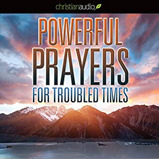 Powerful Prayers for Troubled Times cover art