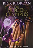 The Heroes of Olympus, Book Three The Mark of Athena (new cover) (The Heroes of Olympus, 3)