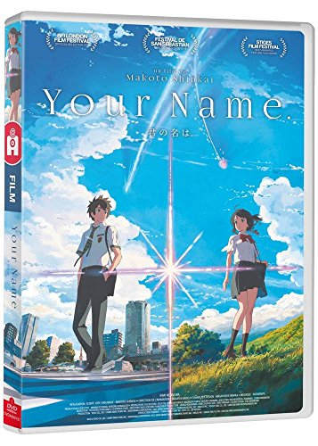 Blu ray - Your Name