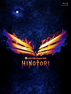 B'z LIVE-GYM Pleasure 2018 -HINOTORI- (BD) (「HINOTORI」CD収録) [Blu-ray]