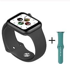 como se Muestra/IWO Plus Smart Watch 44mm 40mm para Apple iOS Android Series 5 Smartwatch Frecuencia cardíaca Bluetooth Llamada Reproductor de música VS Iwo12 13 8