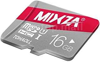 Performance Grade 16GB Plum Trigger Pro MicroSDHC Card by MIXZA is Pro-Speed, Heat & Cold Resistant, and built for Lifetime of Constant Use! (UHS-I/3.0/80MB/s)