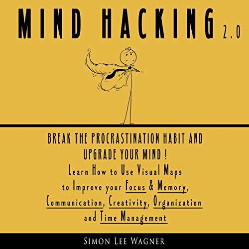 『Mind Hacking 2.0』のカバーアート