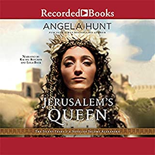 Jerusalem's Queen audiobook cover art