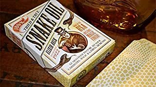 MTS Snake Oil Elixir Playing Cards