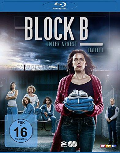 Block B - Unter Arrest - Staffel 1 [Blu-ray]
