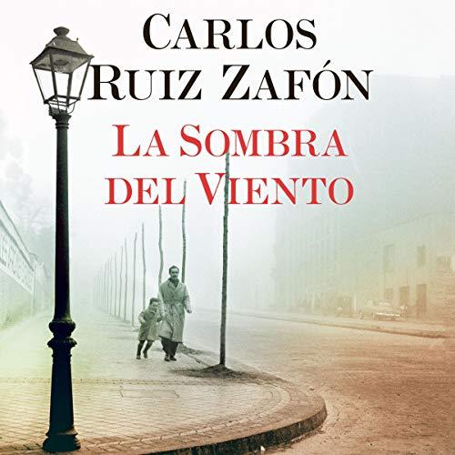 La Sombra del Viento audiobook cover art