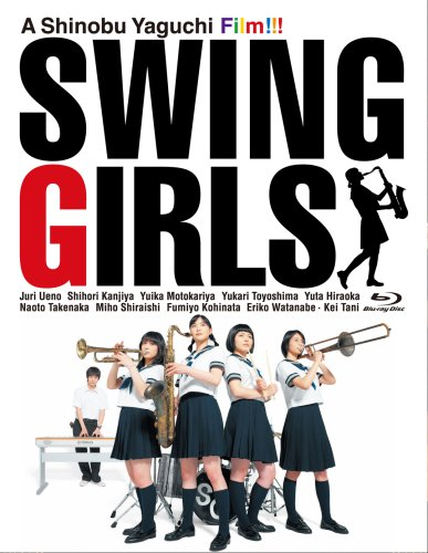Swing Girls Max 88% OFF Blu-ray Spring new work one after another