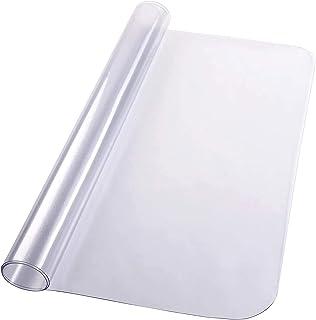 stoelmat voor tapijtvloeren,Stoelmat voor vloerbescherming, PVC stoelmat, mat transparant stoelkussen Harde vloerbescherme...