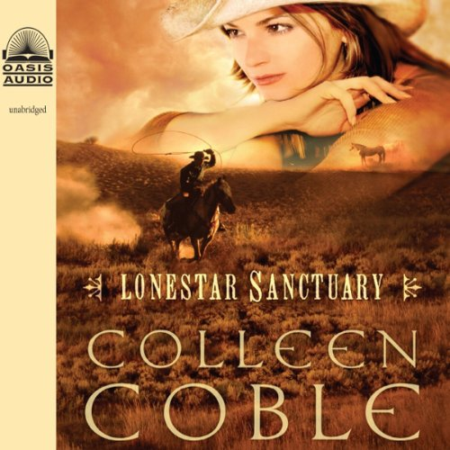 Lonestar Sanctuary audiobook cover art