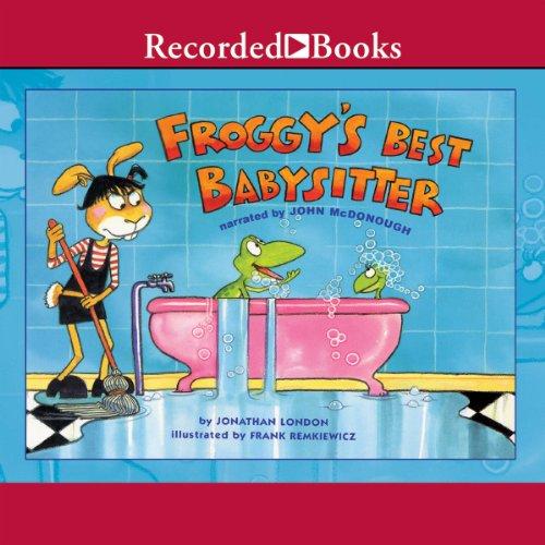 Froggy's Best Babysitter cover art