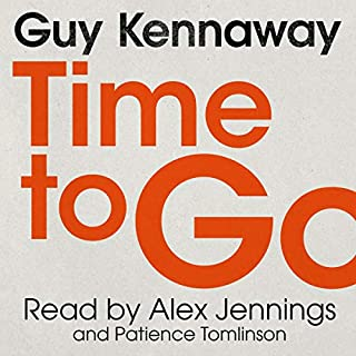 Time to Go audiobook cover art