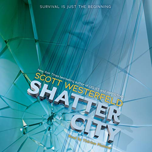 Shatter City cover art