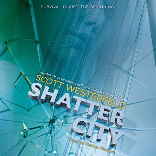 Shatter City audiobook cover art