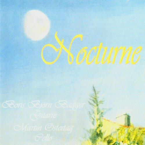 Nocturne No. 2 für Gitarre und Cello in E-Flat Major, Op. 9