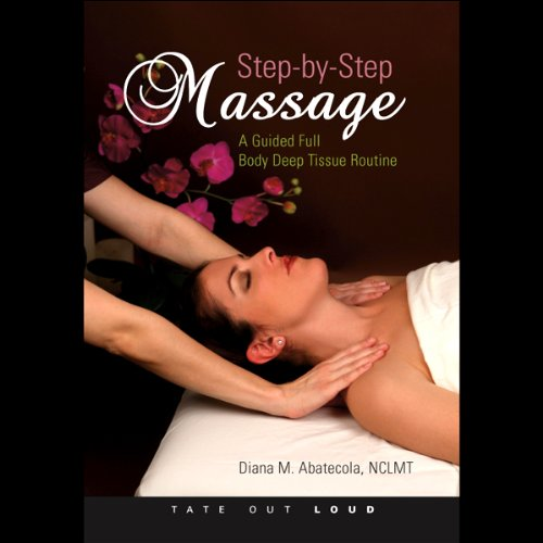 Step-by-Step Massage audiobook cover art