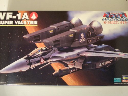 ハセガワ 超時空要塞マクロスシリーズ VF-1A スーパーバルキリー #M4