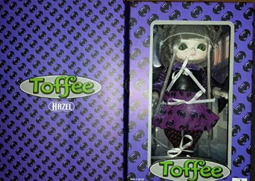 Huckleberry Toys Toffee Dolls Series 1 Limited Edition Doll Figure Hazel by Huckleberry