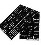 Mudcloth Print Fabric, Bogolan Print Fabric, African Print Dress, African Fabric by The Yard, African Fabric for Women, Ankara Fabric, Ankara Fabric by The Yard, African Dresses for Women (1 Yard)