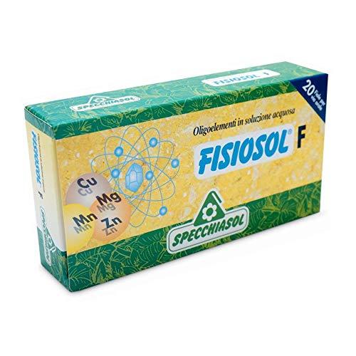 Fisiosol F 20 ampollas de Specchiasol