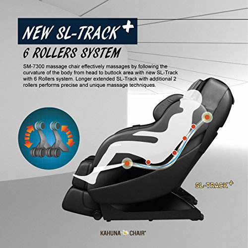Kahuna SM-7300 Top Performance Massage Chair
