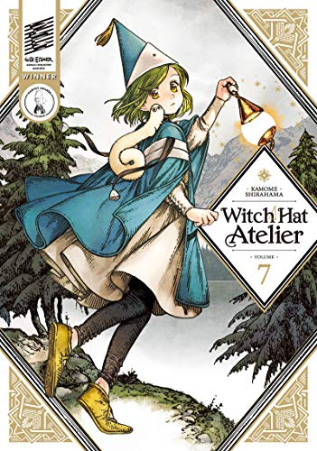 Witch Hat Atelier Vol. 7 (English Edition)