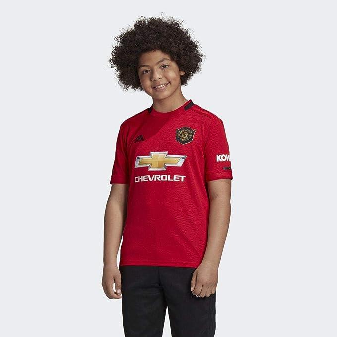 adidas Man Utd Home Kids Jersey 2019-2020 ... - Amazon.com