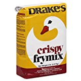 Drakes Batter Mix, 5-pounds (Pack of 2)