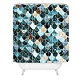 This shower curtain is crafted from 100% woven polyester It makes the perfect backdrop for whatever your bathroom decor may be The buttonhole openings along the top make for simple hanging The easy to care material allows for machine wash & dry maint...