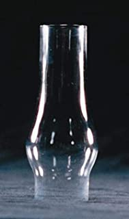Clear Oil Lamp Chimney 1 1/8 x 3 3/4