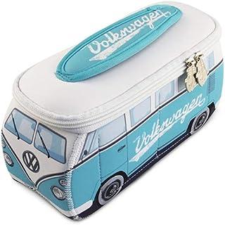BRISA VW Collection - Volkswagen Bus T1 Camper Van Kombi 3D Neoprene Universal Bag - Makeup, Travel, Cosmetic Bag (Neopren...