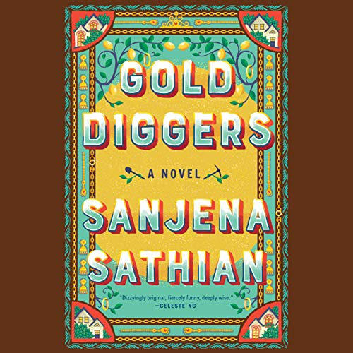 Gold Diggers book cover