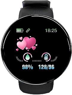 Smart Watch Sleep Fitness Waterproof Watch, 1.44 Inch...