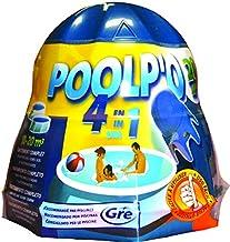 Gre 08013A - Poolp'o para piscinas 10-20 m3 (tratamiento todo en uno)