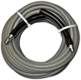 Best Pressure Washer Hoses - JGB Enterprises Eagle Hose Eaglewash I Wrapped Grey Review