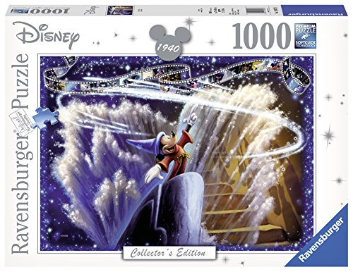 Disney-196753 Disney Fantasia Puzzle 1000 Pzas (Ravensburger 19675) , color/modelo surtido