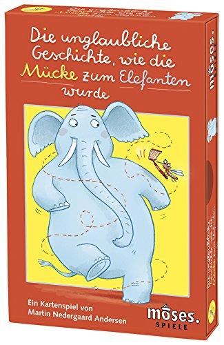Die unglaubliche Geschichte, wie die Mücke zum Elefanten