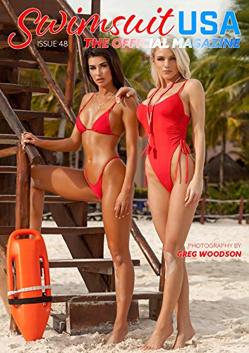 Swimsuit USA Magazine – Issue 48 – Bree and Tereza (English Edition)