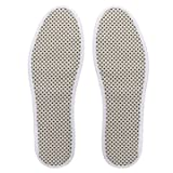 Generic Tourmaline Self Heated Heating Magnetic Foot Massage Insole Far Infrared Warm Shoe