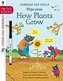 Wipe-Clean How Plants Grow 5-6 - Key Skills