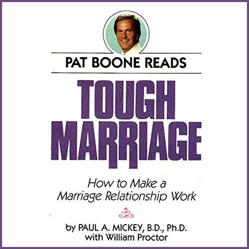 Tough Marriage audiobook cover art