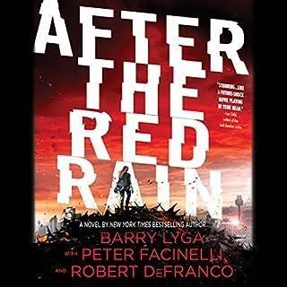 Couverture de After the Red Rain