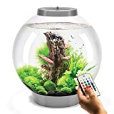 BiOrb Classic 30L Aquarium in Silver with MCR LED Lighting