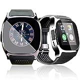 e-commerce coppola T8 Bluetooth Smart Watch, Touch Screen Smart Orologio Da Polso Con Telecamera SIM...