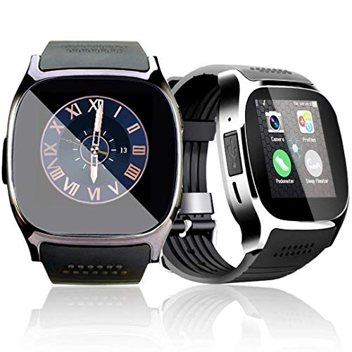 e-commerce coppola T8 Bluetooth Smart Watch, Touch Screen Smart Orologio Da Polso Con Telecamera SIM Card TF Per Samsung, Nexus, HTC, Sony ealtri Smartphone Android